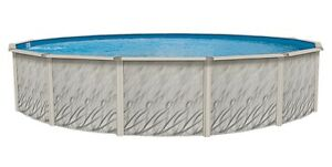 Rio above ground swimming pools  made in canada