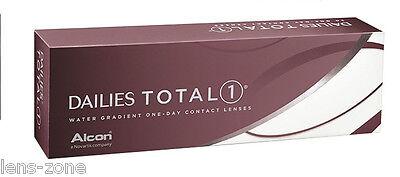 Dailies Total1 Tageslinsen  1Box = 1 Stärke Kontaktlinsen Neu & OVP TOP Angebot
