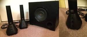 Altec Lansing Speakers, 2 + 1 sub woofer  $25 Launceston Launceston Area Preview