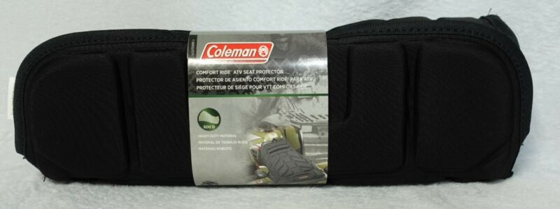 Coleman Comfort Ride ATV Seat Protector Soft Cushion Water Resistant