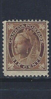 Canada, Scott #71, 6c Queen Victoria, MH
