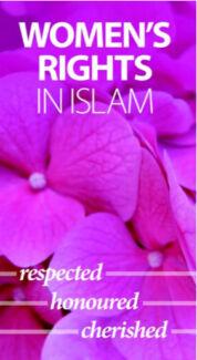 Women's Rights in Islam Sydney City Inner Sydney Preview