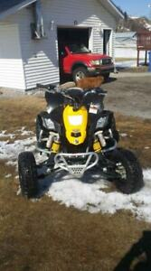 Can am Ds 450 xmx