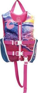 Connelly Kids Classic Neoprene Life Jacket - Girl's