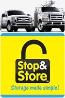 Secure Parking Space for Trucks, RVs, Boats, Equipment & More!!