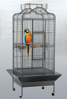 MyPets® Papageienkäfig GiantCage XXL Voliere Käfig Vogelkäfig Vogel Papagei