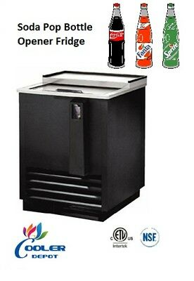 Commercial Soda Pop Coke Bottle Opener Refrigerator Cooler Candy Shop Jbc-25 Nsf
