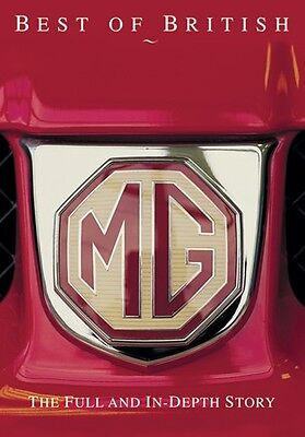 MG - Best of British (New DVD) The full and in depth...