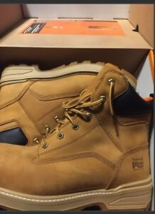 Timberland pro beige NEW NEVER WORN