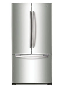 New Samsung Stainless Steel French Door Fridge Refrigerator‎
