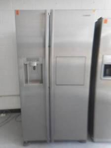 (MFF 410) Second Hand Fridge / Freezer SAMSUNG 702 L Bundall Gold Coast City Preview