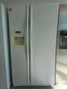 (MFF 555) Second Hand Fridge / Freezer SAMSUNG 614 L Bundall Gold Coast City Preview