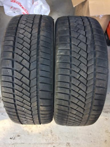WINTER TIRES RUNFLAT 18`` - BMW