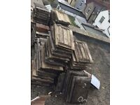 Free roof tiles - Marley style