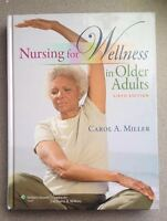 Nursing for Wellness in Older Adults - 6th edition