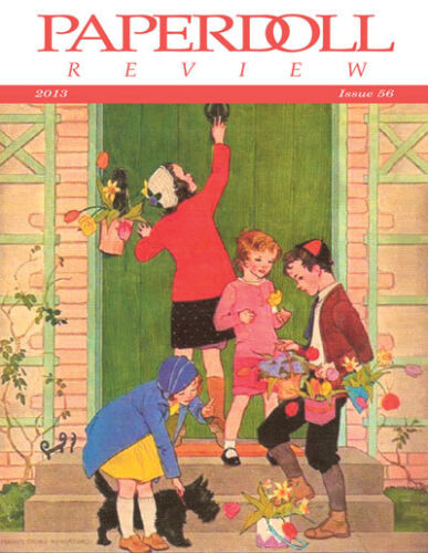 Paperdoll Review Magazine Issue #56, 2013-Annette Funicello, Nannies, and More!