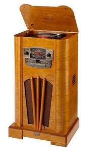 Beautiful Vintage Stereo Cabinets