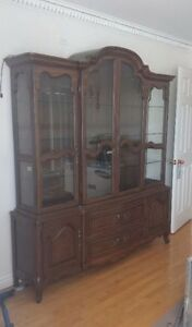 Large China Cabinet by Malcolm