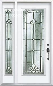 Single Front SideLight Door Entry  Factory Direct