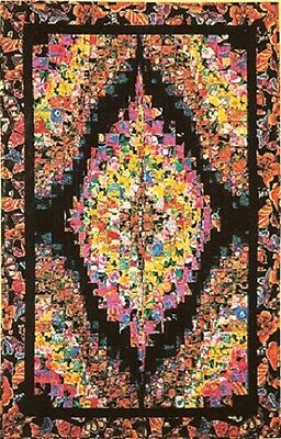 Bargello Quilt Pattern (New Strip Bargello Quilt Pattern CHAPEL VIEW 32