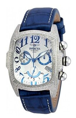 New Mens Invicta 21609 Dragon Lupah Swiss Chrono 2.52ctw Diamond Bezel Watch