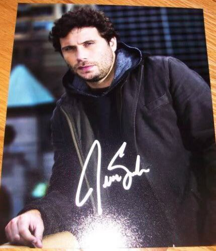JEREMY SISTO SIGNED AUTOGRAPH LAW & ORDER 8x10 PHOTO w/PROOF