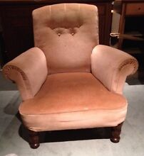 ARMCHAIR, LATE 19TH CENTURY, restoration project Valentine Lake Macquarie Area Preview