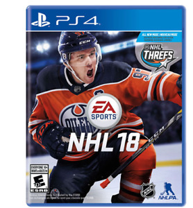 NHL 2018 for Playstation 4