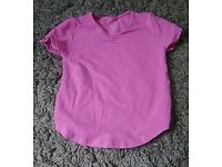 Girls t-shirt aged 3
