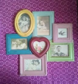 Sass and Belle picture frame