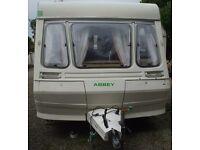 starter caravan 4 berth