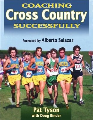 Coaching Cross Country Successfully, Paperback by Tyson, Pat; Binder, Doug (C...