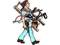 Handy man or trainee £8-£10 an hour