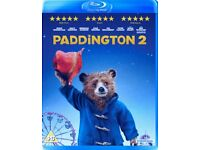 Paddington 2 BluRay - New & Sealed