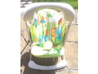 Fisher-Price Rainforest Take Along Swing and Seat Set - £35