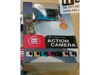 1080p H.264 Full HD Action Camera
