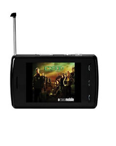 New LG VU CU920 Unlocked GSM 3g Touchscreen Video Camera TV Cell Phone Black