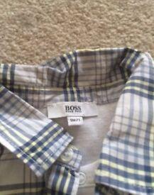 Hugo Boss shirt 9month