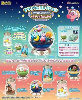 Re-ment Kirby Terrarium Collection Figure Rement Box Nintendo Cute Display DX JP