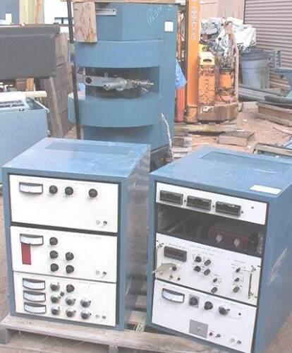 CEC Mass Spectrometer Electro-Magnet Parts ++