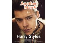 Another Man: Harry Styles Fall/Winter Cover Issue 23, 2016