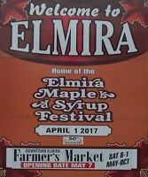 VOLUNTEERS NEEDED - ELMIRA MAPLE SYRUP FESTIVAL