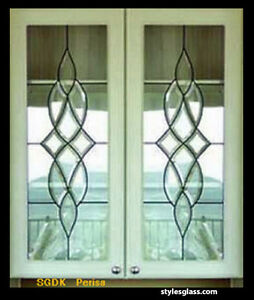 Bevel glass window will  add elegance to your Home or Office
