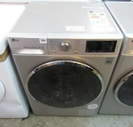NEW !!! LG 9KG WASHING MACHINE RRP £ 600