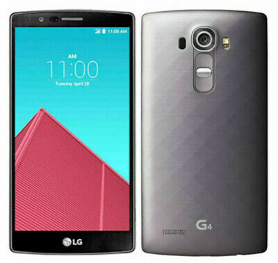 """UNLOCKED / T-Mobile LG G4 H811 32GB 5.5"""" Android 4G LTE Smart Camera Cell Phone"""