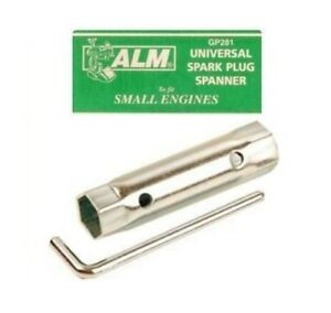 ALM-UNIVERSAL-SPARK-PLUG-SPANNER-WRENCH-FOR-LAWNMOWERS-SMALL-PETROL-ENGINE-GP281