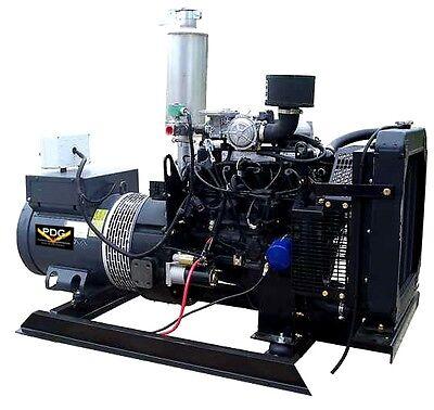 15 Kw Ford Propane Generator Standby Genset
