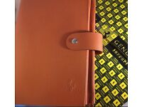 Ferrari Leather Owners Manual Wallet/Pouch