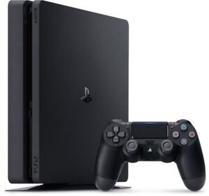 PS4 1 TB for sale has been used maybe 8-9 hours