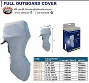 FULL OUTBOARD COVER - 15 - 60HP Osborne Park Stirling Area Preview